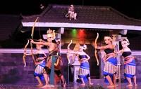 Pasukan Rama dan Hanoman bersatu menyelamatkan Dewi Sinta