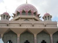 Kubah Masjid Putra