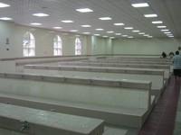 Tempat Wudhu Masjid Putra