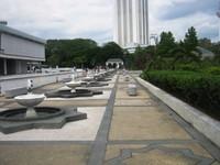 Pelataran Masjid Nasional Kulala Lumpur