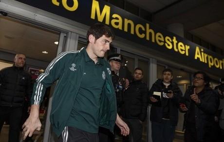 Madrid Bawa Casillas ke Manchester
