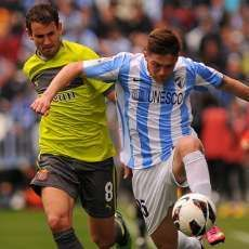 Espanyol Bawa Malaga Kembali ke Bumi