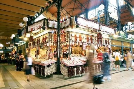 5 Kompleks Pasar Paling Favorit di Eropa