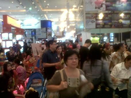 Dari Hong Kong Sampai Australia, Berlomba Memikat Wisatawan Indonesia
