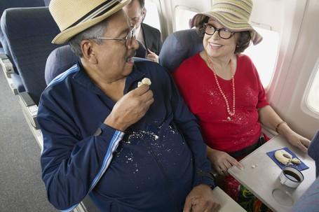 Penumpang Gendut Diusulkan Bayar Tiket Pesawat Lebih Mahal