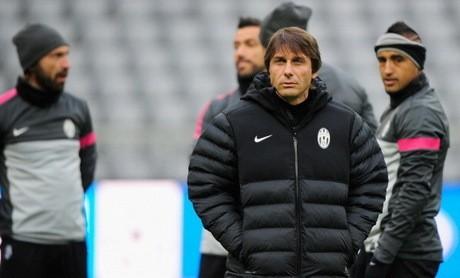Conte Anggap Juve Underdog