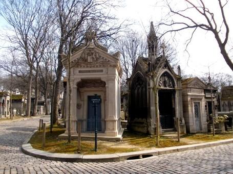 Wisata Horor di Eropa: Makam Pere Lachaise