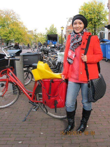 Sepeda sebagai alat transportasi sehari-hari