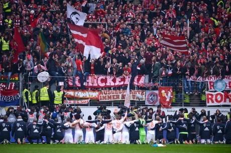 Bayern Munich Juara Liga Jerman!
