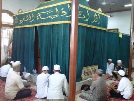 Misteri di Balik Nama Masjid Keramat Luar Batang, Jakarta