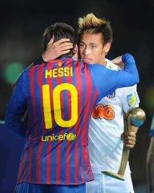 Neymar Bisa Kurangi Ketergantungan Barca Terhadap Messi
