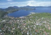 Kota Sabang dari atas