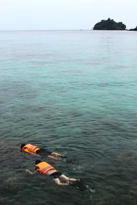 Snorkeling di Iboih