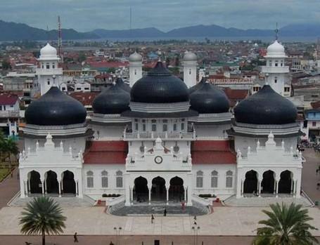 Masjid yang Tak Hancur Dihempas Tsunami Aceh