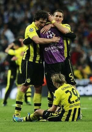 Final Liga Champions Seperti Mimpi untuk Dortmund