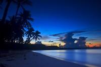 Sunrise di Pantai Bara