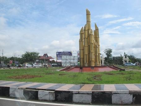 Pontianak Punya Monumen Keren Selain Tugu Khatulistiwa