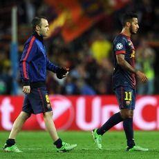 Iniesta Targetkan Balas Dendam di Liga Champions