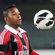Robinho Kemahalan untuk Santos