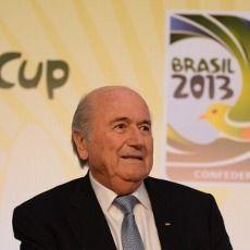 Blatter Yakin Piala Dunia 2014 Bakal Sukses