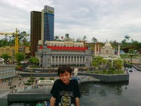 Miniland, miniatur Singapura