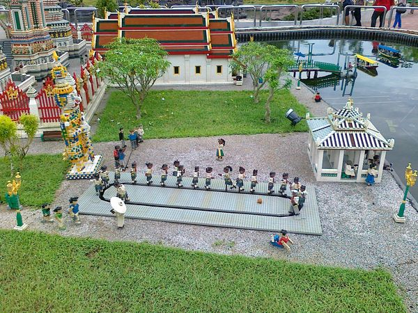 Miniland, miniatur Thailand