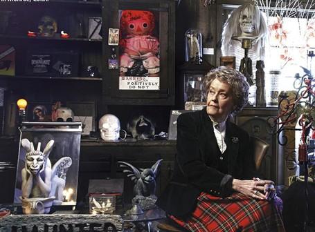 Boneka Horor dari Film The Conjuring Ada di Occult Museum