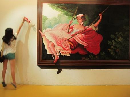 Museum Lukisan 3 Dimensi di Malaysia, Ajaib!