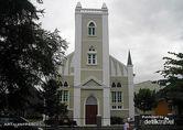 Natal Sambil Mengagumi Gedung Keuskupan Padang