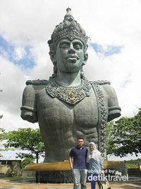 Landmark yang sudah terkenal, Garuda Wisnu Kencana
