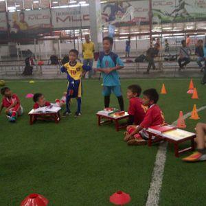 Asosiasi Sekolah Sepakbola Gandeng Homeschooling Kak Seto