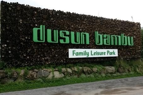Dusun Bambu, Ini Dia Tempat Liburan Baru di Bandung