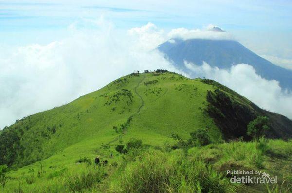 Gunung Merbabu Punya