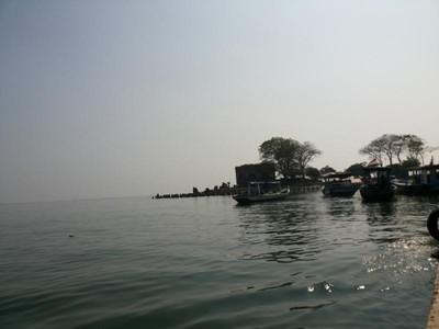 Daripada Molor, Mending ke Pulau Kelor