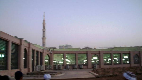 Kuburan Ummul Banin