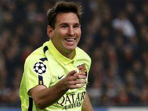 Barca Lolos ke Babak 16 Besar Liga Champions