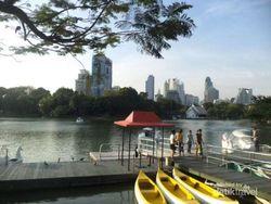 Bangkok Murah, Tapi yang Gratis Juga Banyak (1)