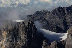 Ada Salju Abadi di Papua