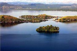 Danau Sentani di Papua, Danau Unik yang Punya 22 Pulau