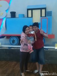 Eksis di Museum Angkot, Malang