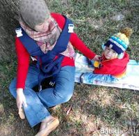Piknik liat Rusa di Telaga Bestari