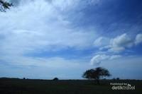 Cloud, little Africa Di timur pulau jawa