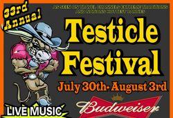 Makan Testikel & Aneka Festival Kuliner Ekstrem di Amerika