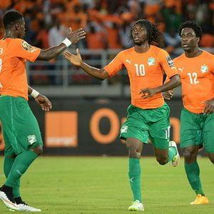 Tekuk Republik Demokratik Kongo, Pantai Gading ke Final