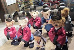Museum Teddy Bear yang Lucu di 4 Negara