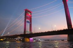 Aneka Tempat Wisata Saat Pulang Kampung di Palembang