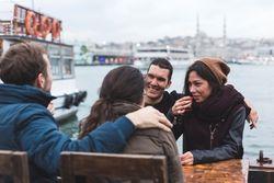 Seker Bayrami, Festival Idul Fitri di Turki