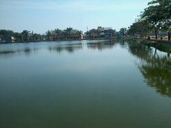 Bekasi Punya Danau Marakash nan Cantik untuk Wisata Keluarga