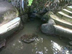 Mandi Air Panas di Pinggir Pantai, Cuma Bisa di Tidore