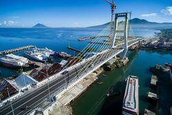 Jembatan Soekarno, Landmark Baru yang Keren dari Manado